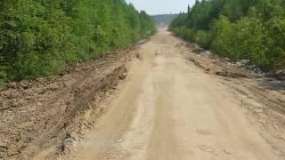 Грузоперевозки воровайками в северные районы Красноярского края