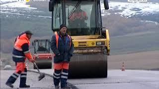В Северо-Енисейском районе начался дорожный ремонт