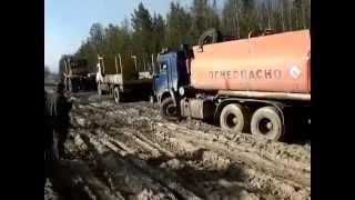 российские дороги.дорога на северо-енисейск