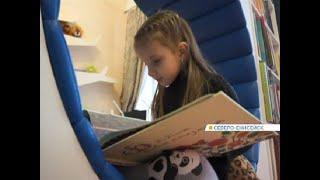 В Северо-Енисейске после капремонта открылась детская библиотека
