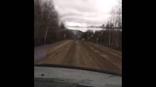 Дорога Северо Енисейск- Епишино 3