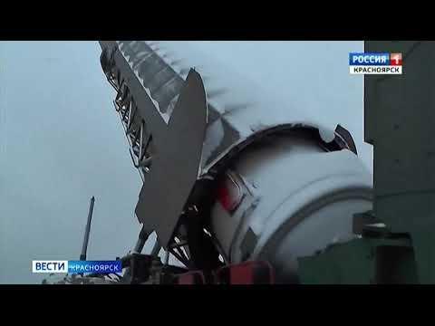 В Северо-Енисейском районе появится полигон для испытаний ракеты «Сармат»