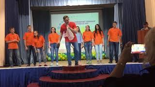 Северо-Енисейский районный фестиваль КВН.