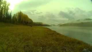 река Большой Пит, чуть ниже устья Орловки