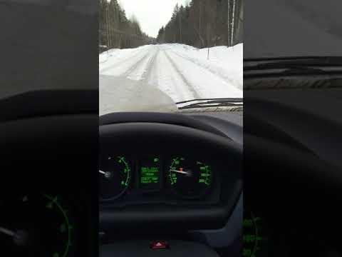 Дорога в Северо-Енисейск часть 1