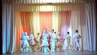 16918 Ансамбль народного танца Сторонушка Образцовый художественный коллектив,  п Тея, Северо Енисей