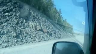 Рыбалка в Северо Енисейске, Красноярский край, часть 1
