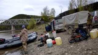 Енисейский кряж - 2014 . Фильм Чапалова.И.Г