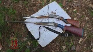 В Северо-Енисейском районе полицейские и СОБР задержали подозреваемых в хищении природного золота