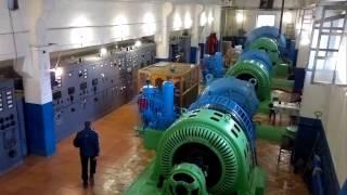 Енашиминская ГЭС 2012