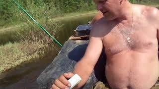 Рыбалка в Красноярском крае - река Чиримба