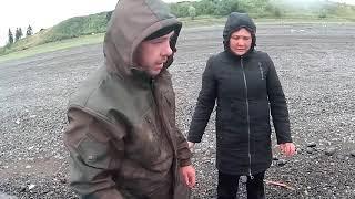 Рыбалка с подписчиками с СевероЕнисейска.