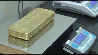 Четверть российского золота добывают в С-Енисейском районе