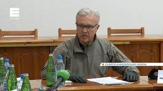 Губернатор Александр Усс провел совещание в Северо-Енисейске: репортаж