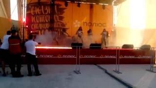 Танец девушек Полюс золото