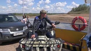 Журналисты телекомпании ТВИН побывали в Северо-Енисейском районе