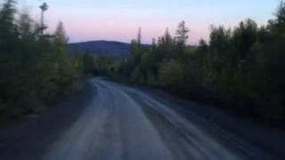 Дорога Вельмо-Северо-Енисейский