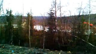 Дорога на объект в Северо-Енисейск Плато4