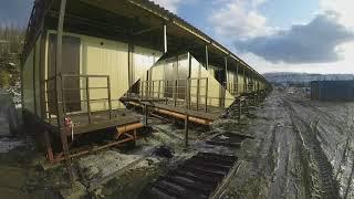 П. Еруда строительство общежития на 240 мест