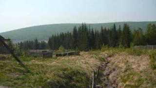 Северо Енисейский район, поселок Новая Калами